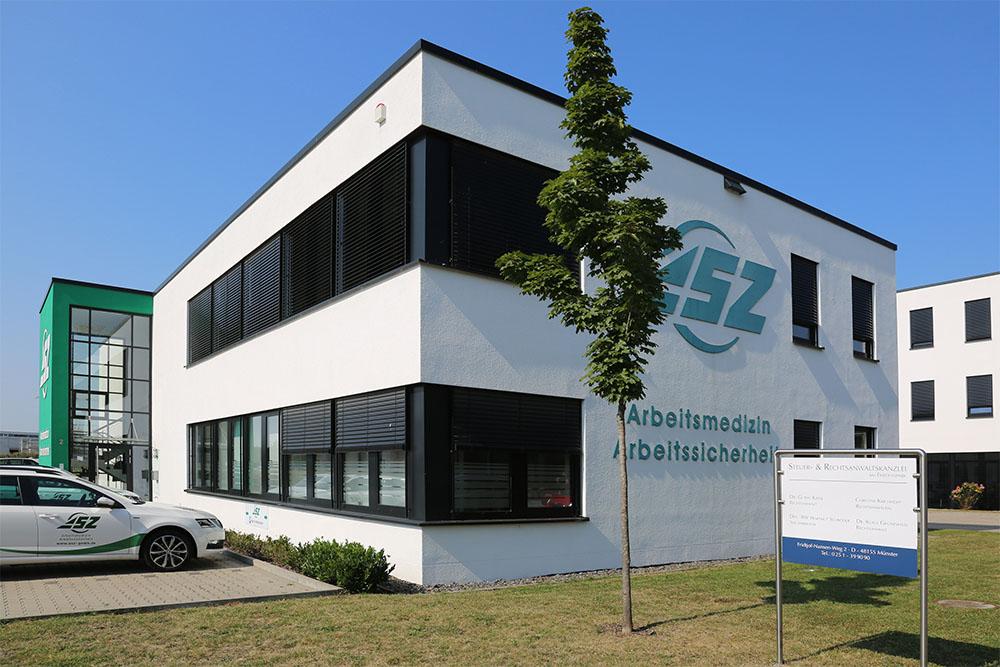 Einrichtung - Steuerberatungs- & Rechtsanwaltskanzlei in 48155 Münster